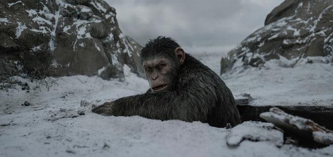 1/4 - The War - Il Pianeta delle Scimmie