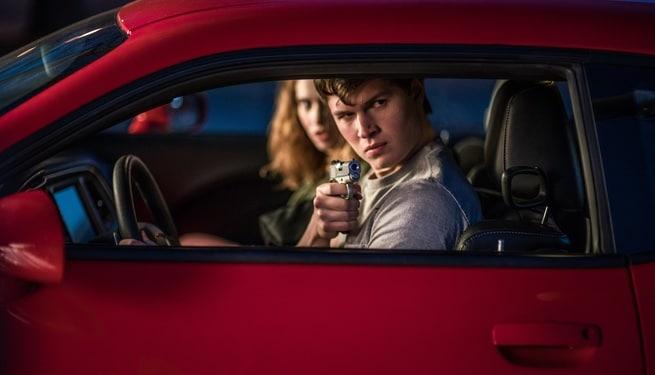 2/7 - Baby Driver - Il genio della fuga