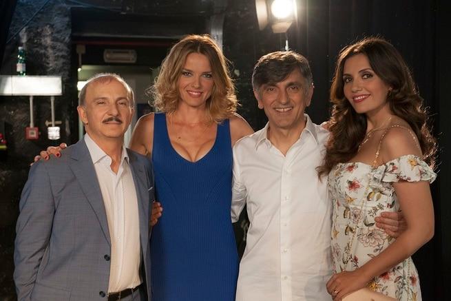 Carlo Buccirosso, Christiane Filangieri, Vincenzo Salemme, Serena Rossi