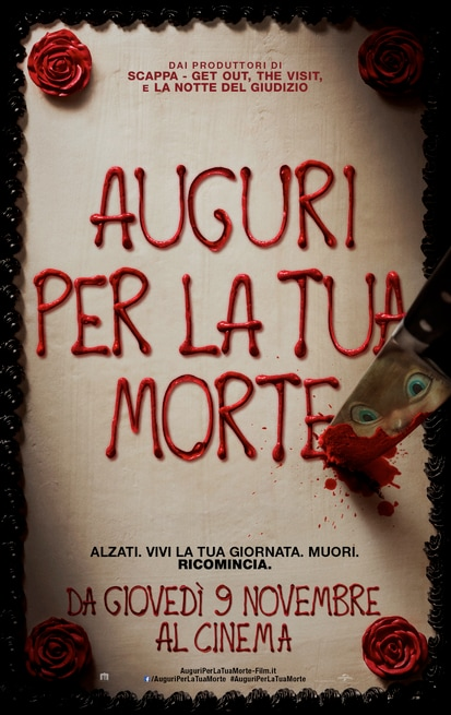 Auguri per la tua morte (2017) .mp4 BrRip AAC - ITA