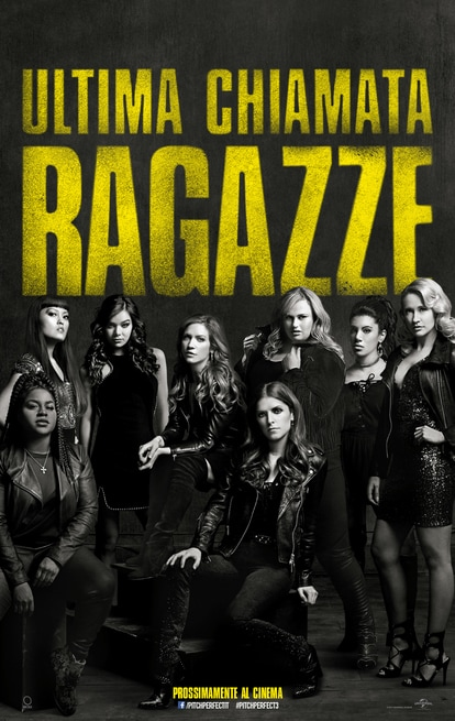 1/7 - Pitch Perfect 3