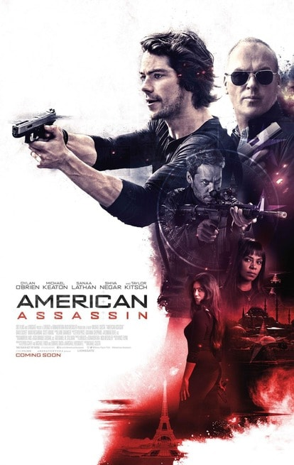 1/7 - American Assassin
