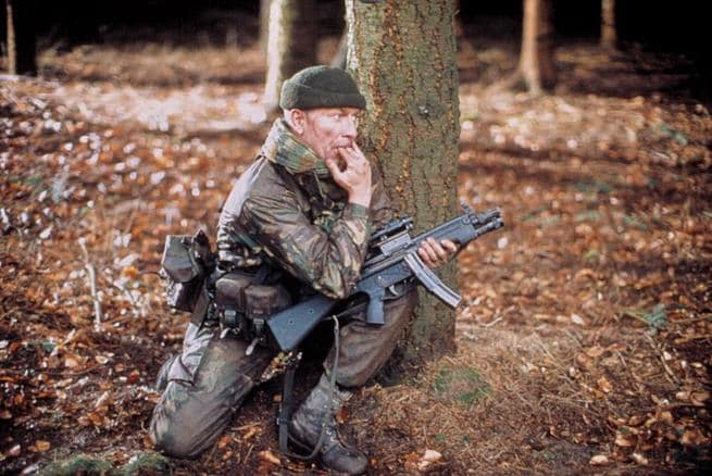 1/0 - Dog Soldiers