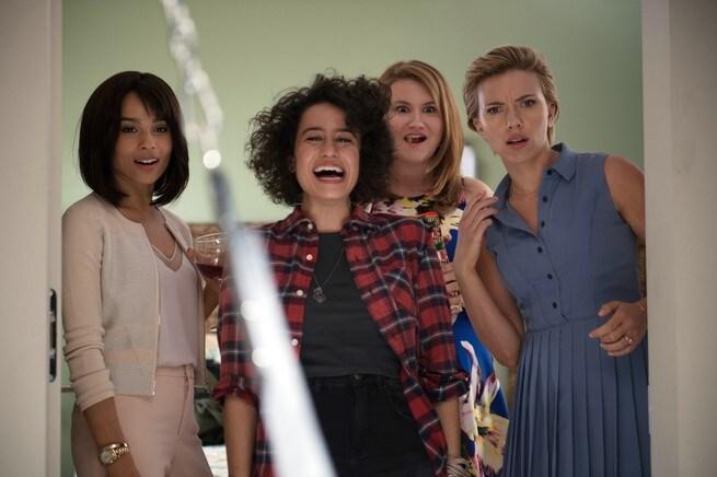 Zoë Kravitz, Ilana Glazer, Jillian Bell, Scarlett Johansson