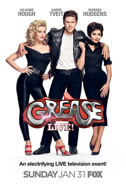 0/7 - Grease: Live!