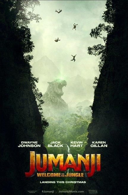 1/7 - Jumanji: Benvenuti nella giungla