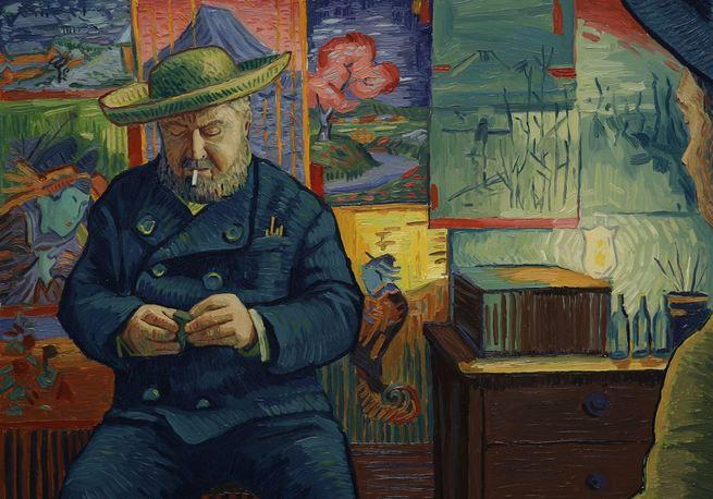 1/3 - Loving Vincent