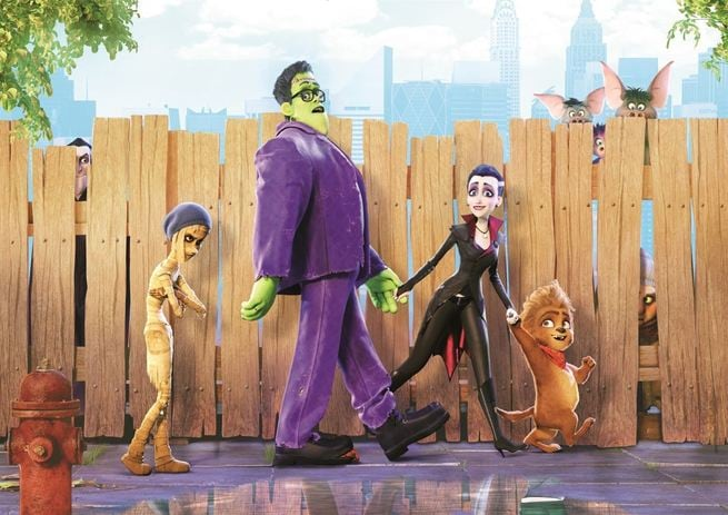 1/7 - Monster Family