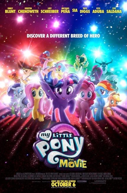 2/7 - My Little Pony: Il film