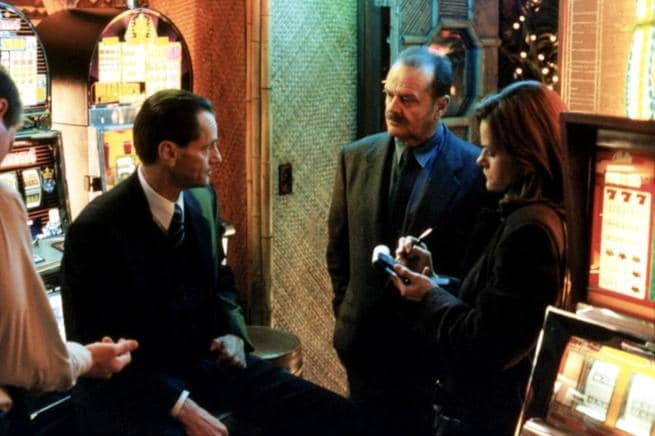 Jack Nicholson, Sam Shepard, Robin Wright