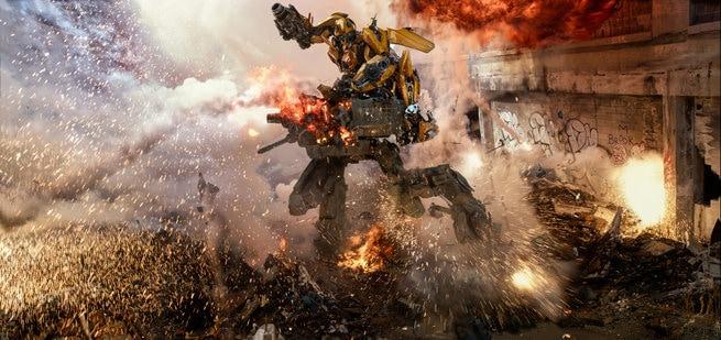2/6 - Transformers: L'ultimo cavaliere