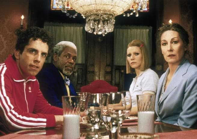 Ben Stiller, Gwyneth Paltrow, Danny Glover, Anjelica Huston