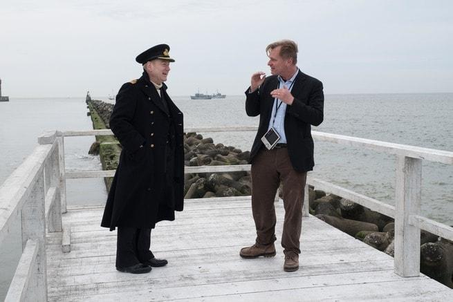 Christopher Nolan, Kenneth Branagh