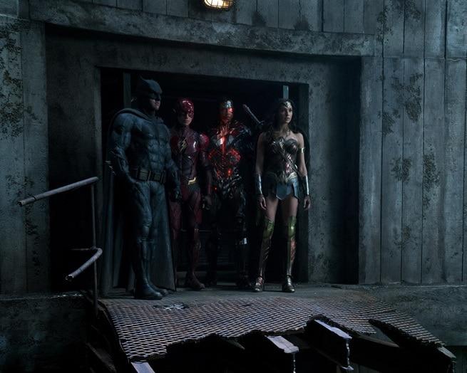 1/0 - Justice League