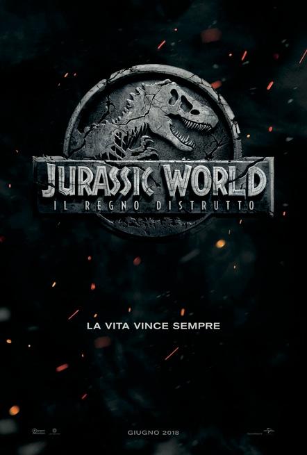 1/3 - Jurassic World: Il regno distrutto