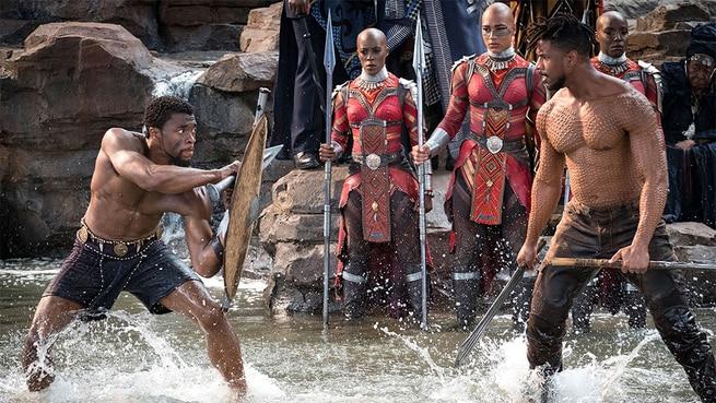 2/7 - Black Panther