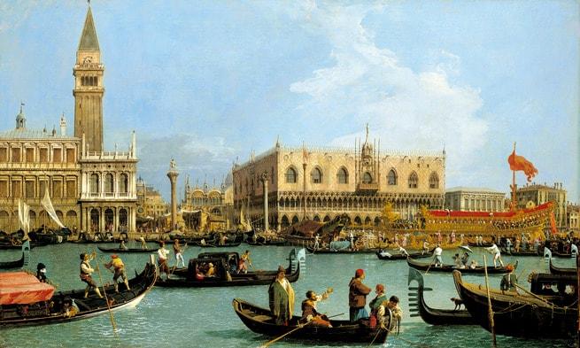 2/7 - Canaletto a Venezia