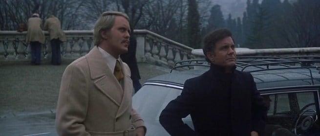 Cliff Robertson, John Lithgow