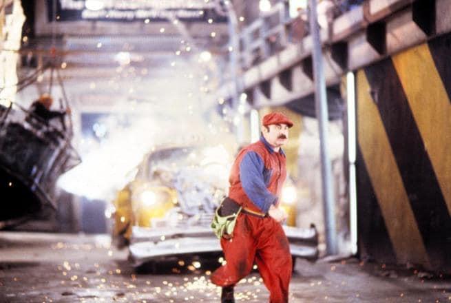 1/7 - Super Mario Bros