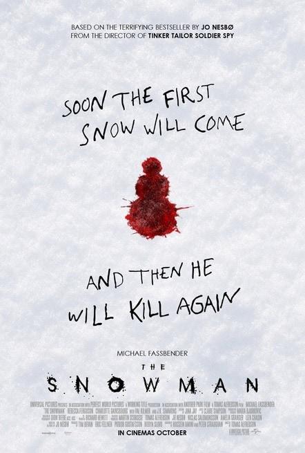 1/0 - L'uomo di neve