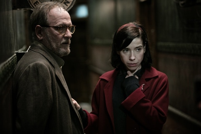 Sally Hawkins, Richard Jenkins