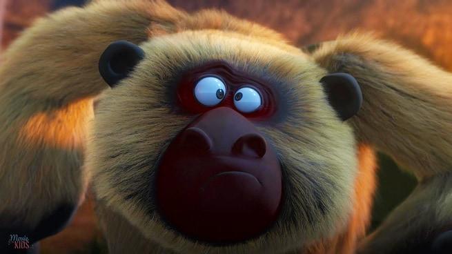 1/4 - Vita da giungla alla riscossa: Il film