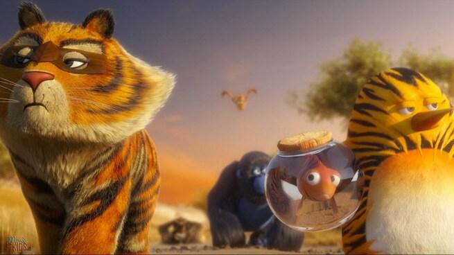 2/4 - Vita da giungla alla riscossa: Il film