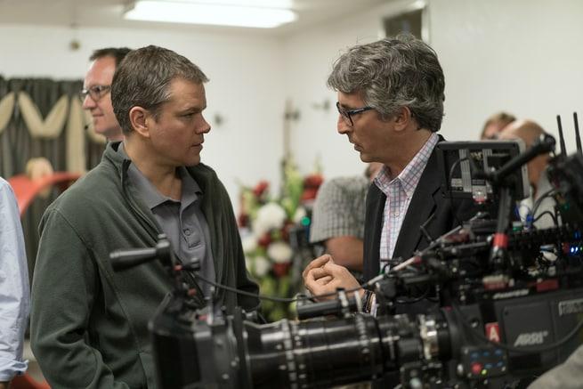 Matt Damon, Alexander Payne
