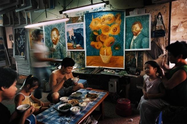 2/5 - Alla ricerca di Van Gogh