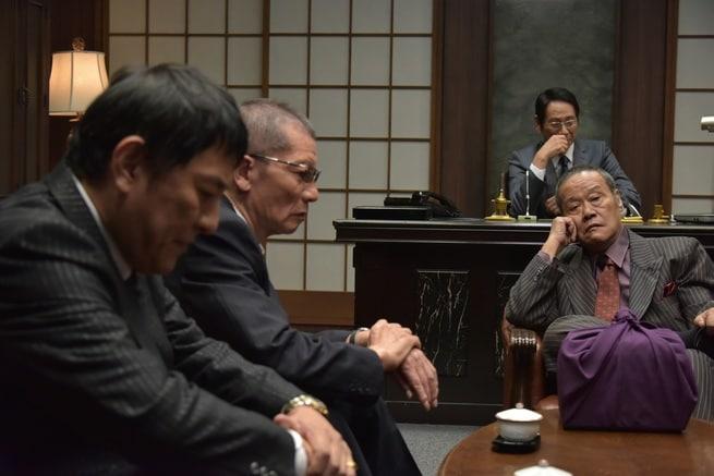 Sansei Shiomi, Ren Osugi, Toshiyuki Nishida
