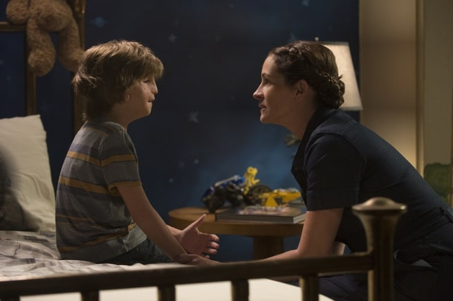 Jacob Tremblay, Julia Roberts