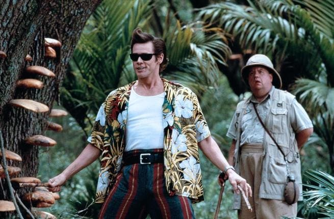 1/7 - Ace Ventura - Missione Africa