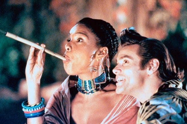 Jim Carrey, Sophie Okonedo