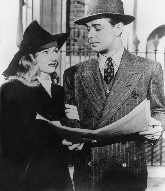 Veronica Lake, Alan Ladd