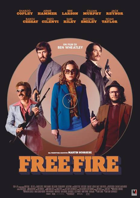 Free Fire (2016) .mp4 BrRip AAC - ITA