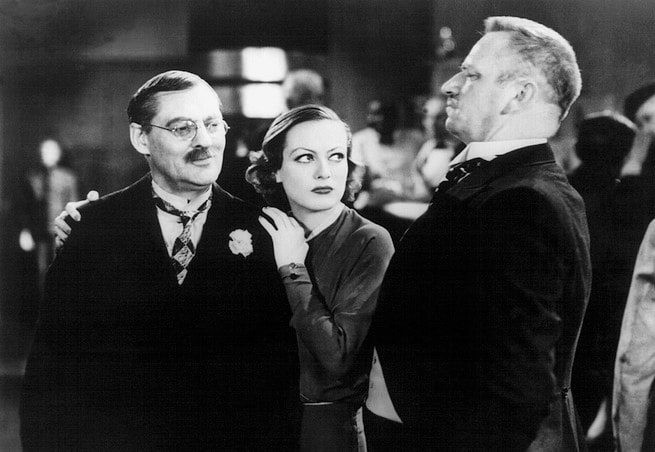 Lionel Barrymore, Wallace Beery, Joan Crawford