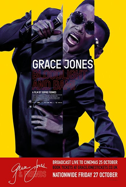 1/7 - Grace Jones: Bloodlight and Bami