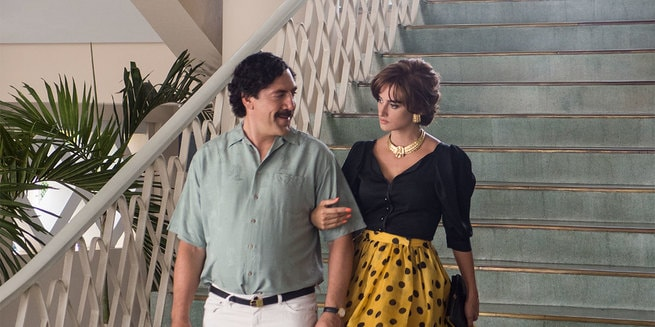 2/7 - Escobar - Il fascino del male