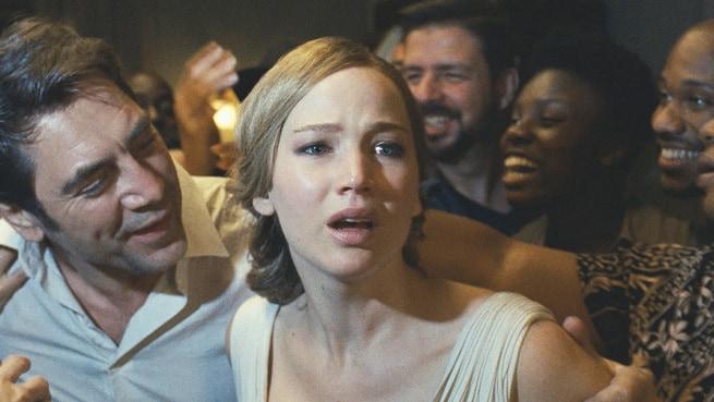 Javier Bardem, Jennifer Lawrence