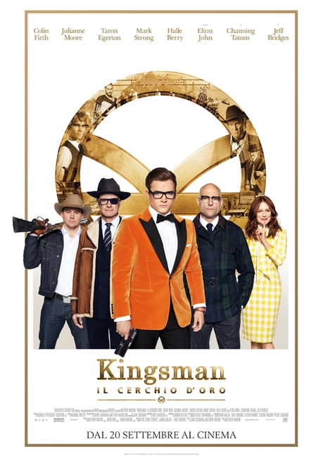 Kingsman: Il cerchio d'oro (2017) .mp4 BrRip X264 AAC - ITA