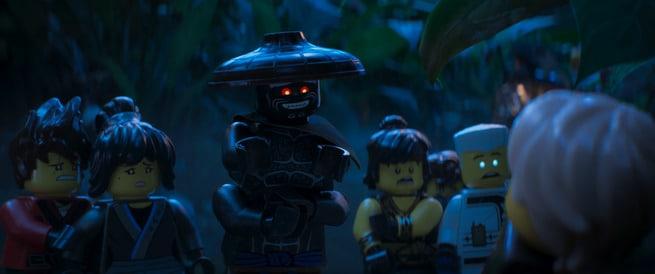 1/7 - Lego Ninjago: Il film