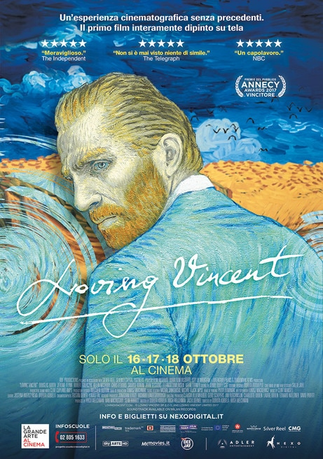 Loving Vincent (2017) .mp4 BrRip AAC - ITA