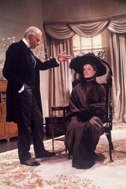 Laurence Olivier, Katharine Hepburn