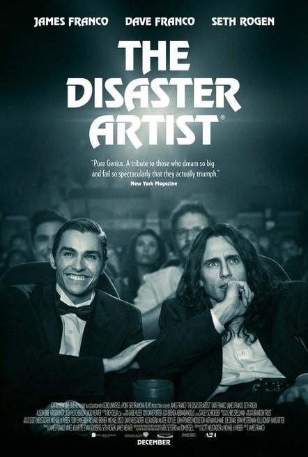 2/7 - The Disaster Artist