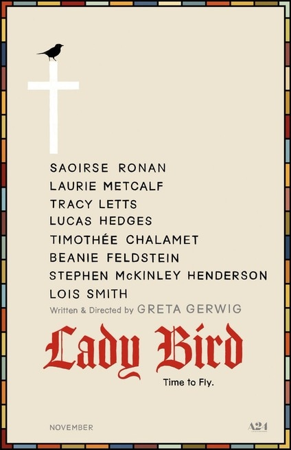 2/7 - Lady Bird