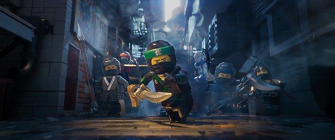 1/0 - Lego Ninjago: Il film