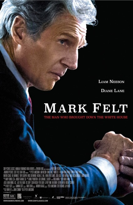 0/7 - Mark Felt: The Man Who Brought The White House Down