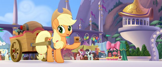 1/7 - My Little Pony: Il film