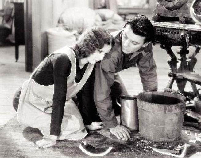 George Brent, Barbara Stanwyck