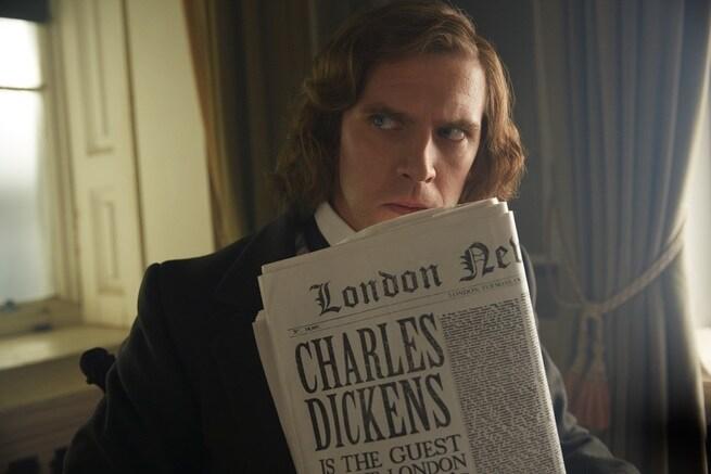 1/0 - Dickens - L'uomo che inventò il Natale